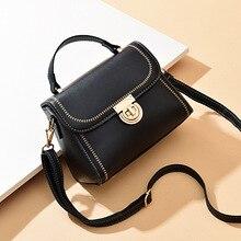 Flap-Bag Patchwork-Bags Messenger Luxury Handbags Crossbody Black Designer Women's Fashion