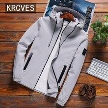 Trendy Spring And Autumn Men'S Casual Versatile Work Coat 2021 New Jacket Men'S Autumn Korean Hoodie