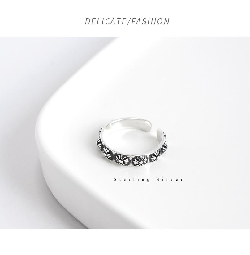 Кольца leouerry в винтажном стиле для женщин открытые кольца