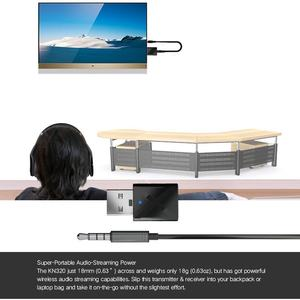 Image 3 - מיני Bluetooth 5.0 אודיו מקלט משדר 3.5Mm Aux אלחוטי מתאם עבור רכב Pc טלוויזיה רמקול אוזניות Usb כוח
