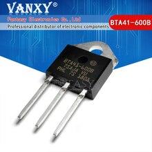 5PCS BTA41 600B TO 3P BTA41 600 TO3P BTA41600B 41 600B new and  original IC