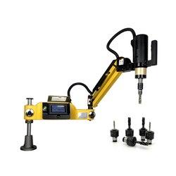 M2-M30 elektryczna maszyna do gwintowania do obróbki otworów na śruby