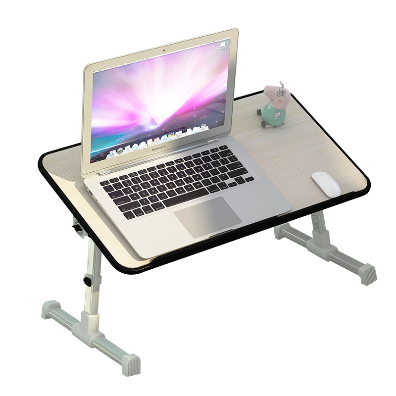 Folding Table Computer Table Simple Household Small Table Bedroom Lazy Table College Dormitory Dormitory Multi-function Notebook