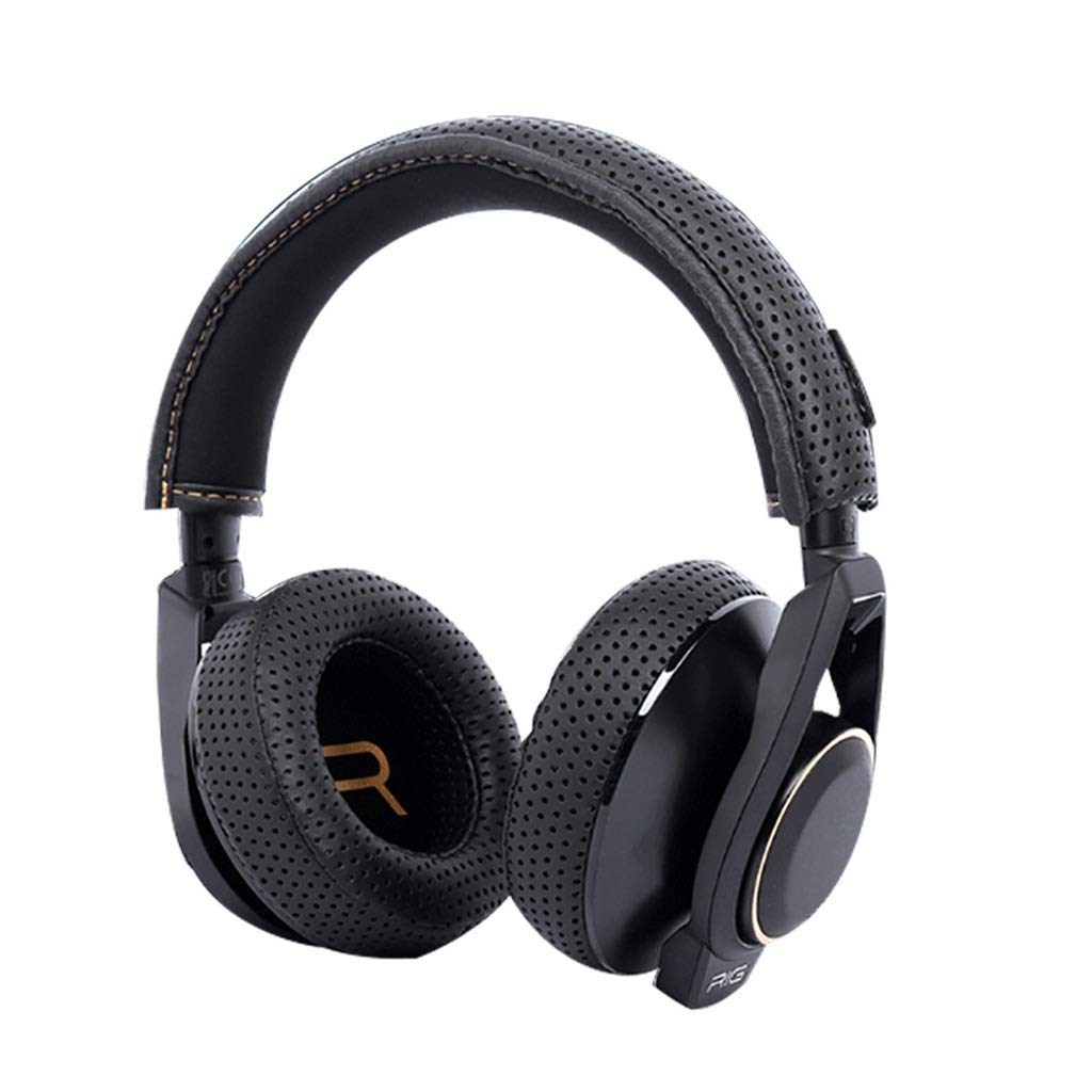 Earphone Earpads Sponge Soft Foam Cushion Replacement for Plantronics RIG 600 RIG600 Gaming Headset Headphones in Earphone Accessories from Consumer Electronics