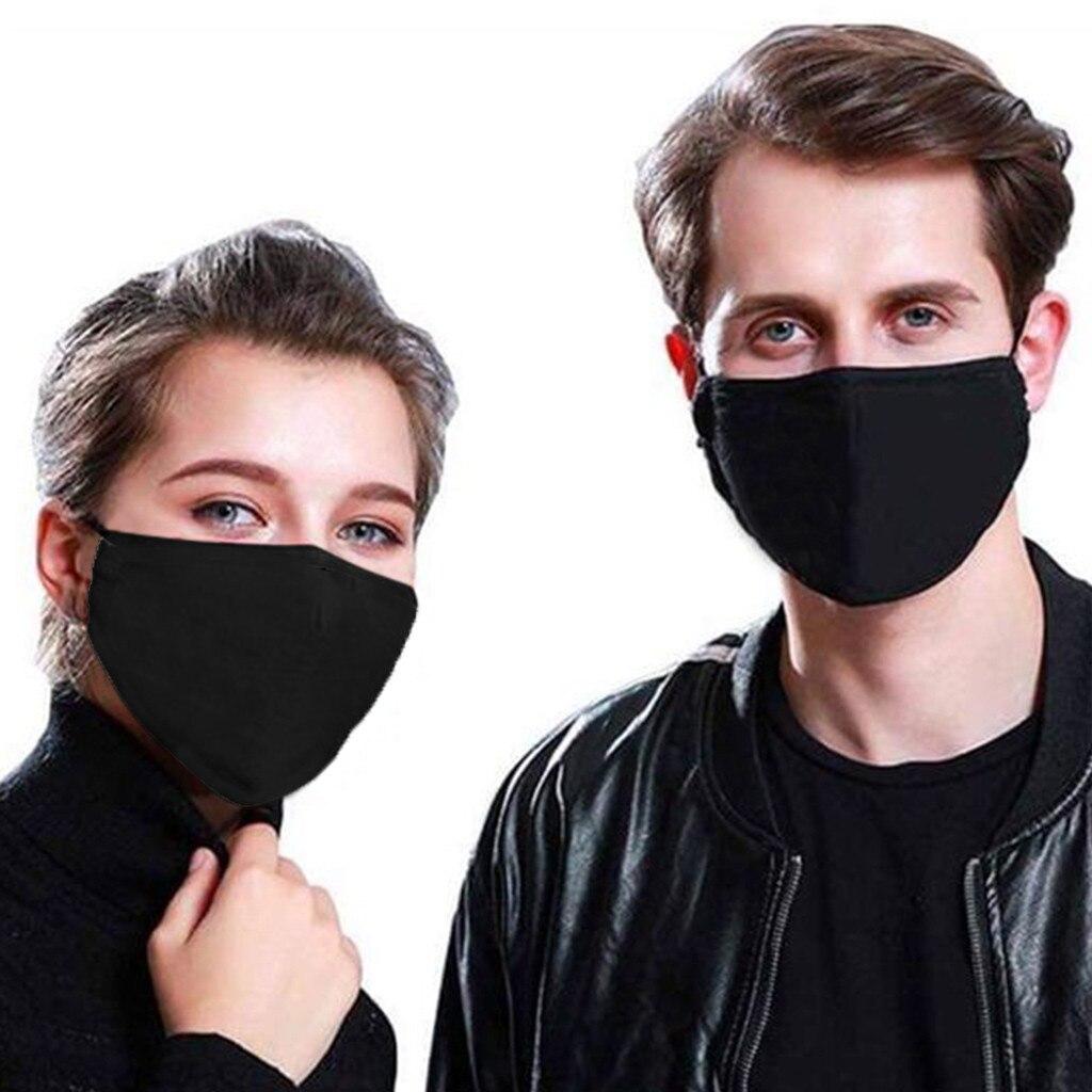 Anti Dust Mask Ride Face Mask Washable Reuse Face Mask Mouth Mask Tapabocas Mascaras