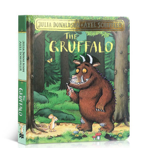 The Gruffalos Child Julia Donaldson Original English Picture Book Children's story Book