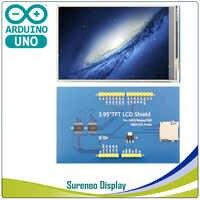 3,95 pulgadas 480*320 TFT táctil LCD módulo pantalla Panel ST7796S controlador para Arduino UNO R3