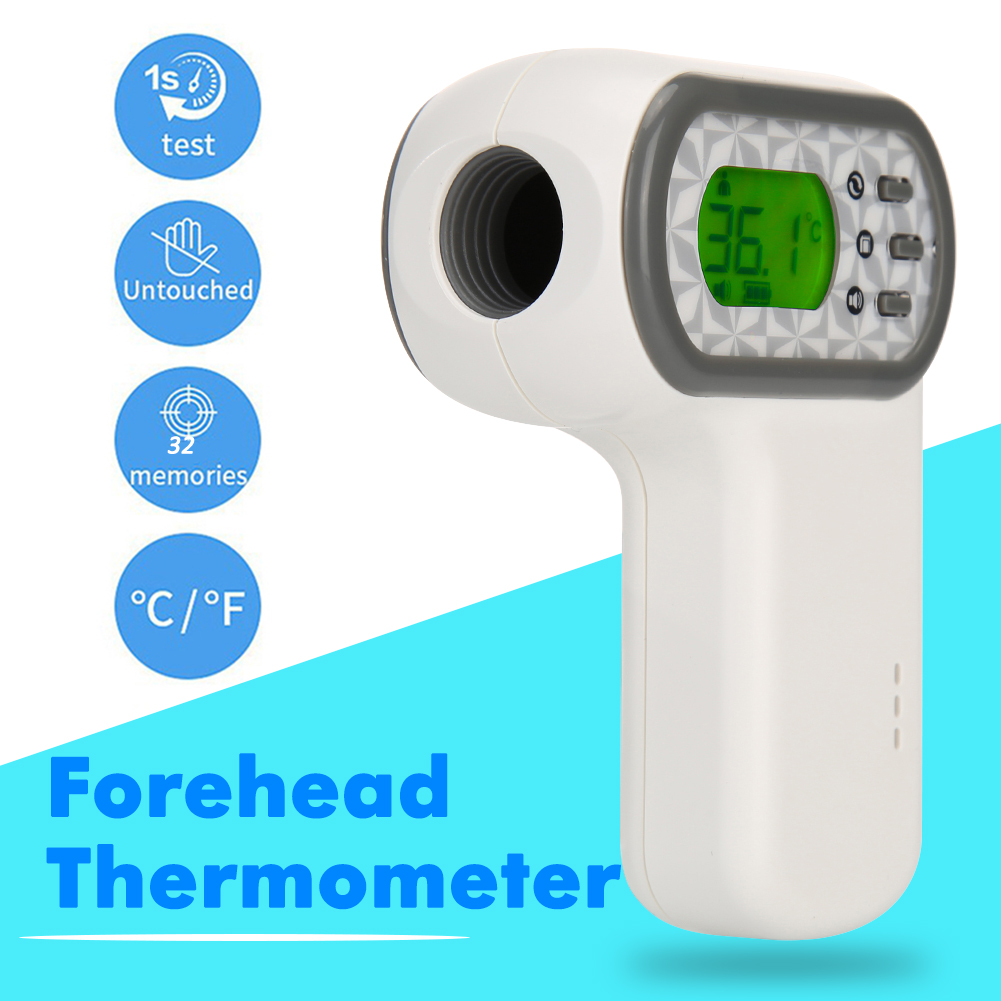 Portable Handheld Infrared Digital Forehead Thermometer Non-contact Body Thermometer For Baby Adult Temperture Measurement