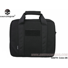 emersongear Emerson Two Handgun Soft Hand Carry Bag Pistol Safe Case Protective Magazine