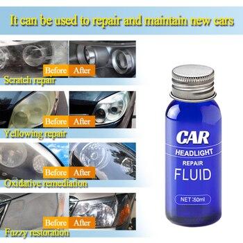 Repair Liquid Headlight Polishing Anti-scratch And Maintenance Liquid Kit Headlight Assembly Repair Car Headlight 2