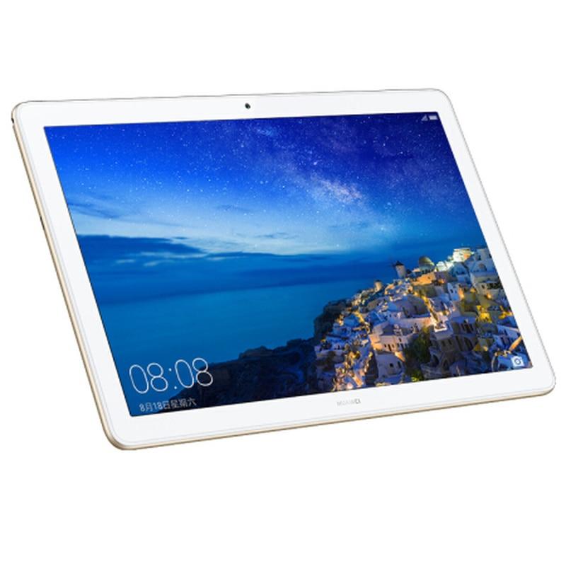 Original Huawei Tablet Pc Enjoys 10.1-inch Hd Screen 3GB/4GB 32G/ 64GB Wifi  Ags2-w09 Champagne Gold   Mini Computer