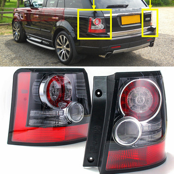 auto parts OEM OE Rear Tail Stop Lights lamps For Land Rover For Range Rover Sport 2005-2013 year Tail Brake Lights Reflector