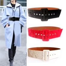Plus size belt fashion wait corset belts for women black big