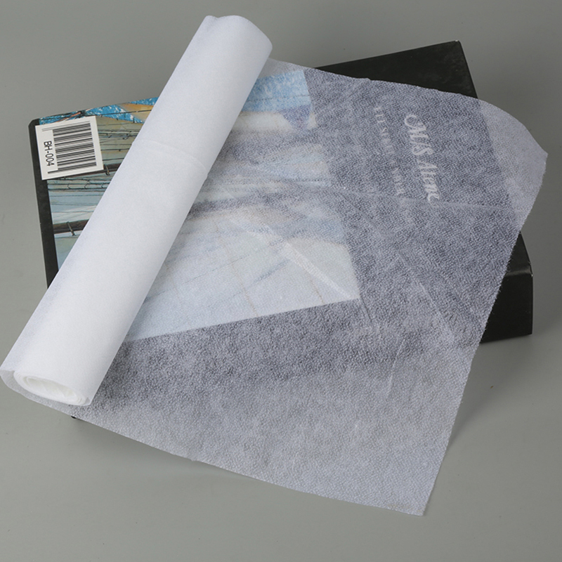 Non-Woven Fusible Light Weight Interlining Fabric Sewing Clothing Accessories Iron On Lining Adhesive Interfacing Fabric 5M/Lot