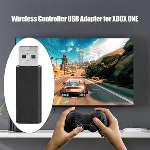 Image 3 - For Windows 10 Only New Poratble Wireless Gamepad USB Adapter Receiver Game Accessories for Microsoft Xbox One 2nd Generation
