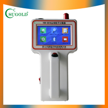 Y09-3016E  laser portable dust particle counter with bluetooth printer