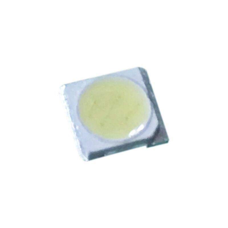 Special For LG LED TV Repair 100 Pcs 3535 6V SMD Lamp Beads Cold White Light