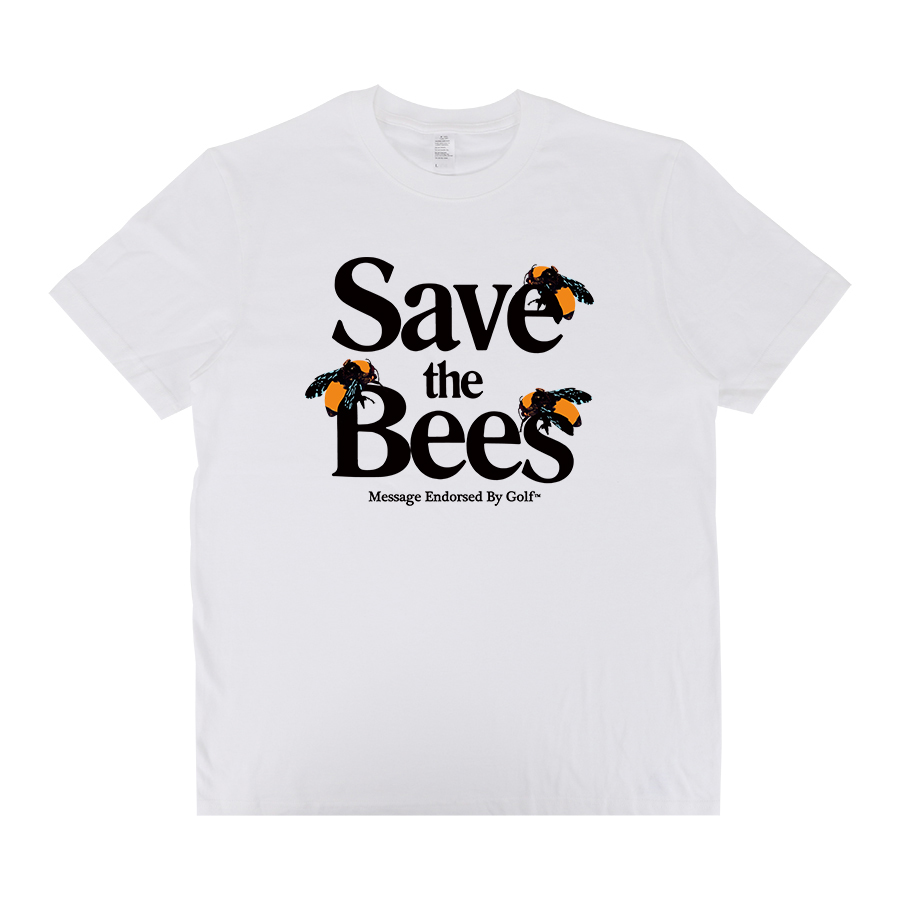 Tyler The Creator SAVE THE BEES Golf Wang Hip Hop Rapper OFWGKTA Skate T-shirt Cotton Men T Shirt New TEE TSHIRT Womens