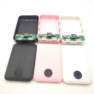 Image 5 - qc3.0 diy power bank 18650 case  PD18w Battery Fast Charger Box shell DIY quick charge 3.0 mini battery box