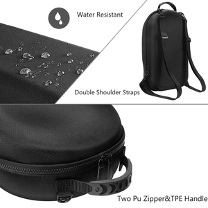 Image 5 - حقيبة واقية صلبة EVA ، حقيبة تخزين ، حقيبة حمل لـ oculus Rift S ، ملحقات سماعة ألعاب VR تعمل بالطاقة PC