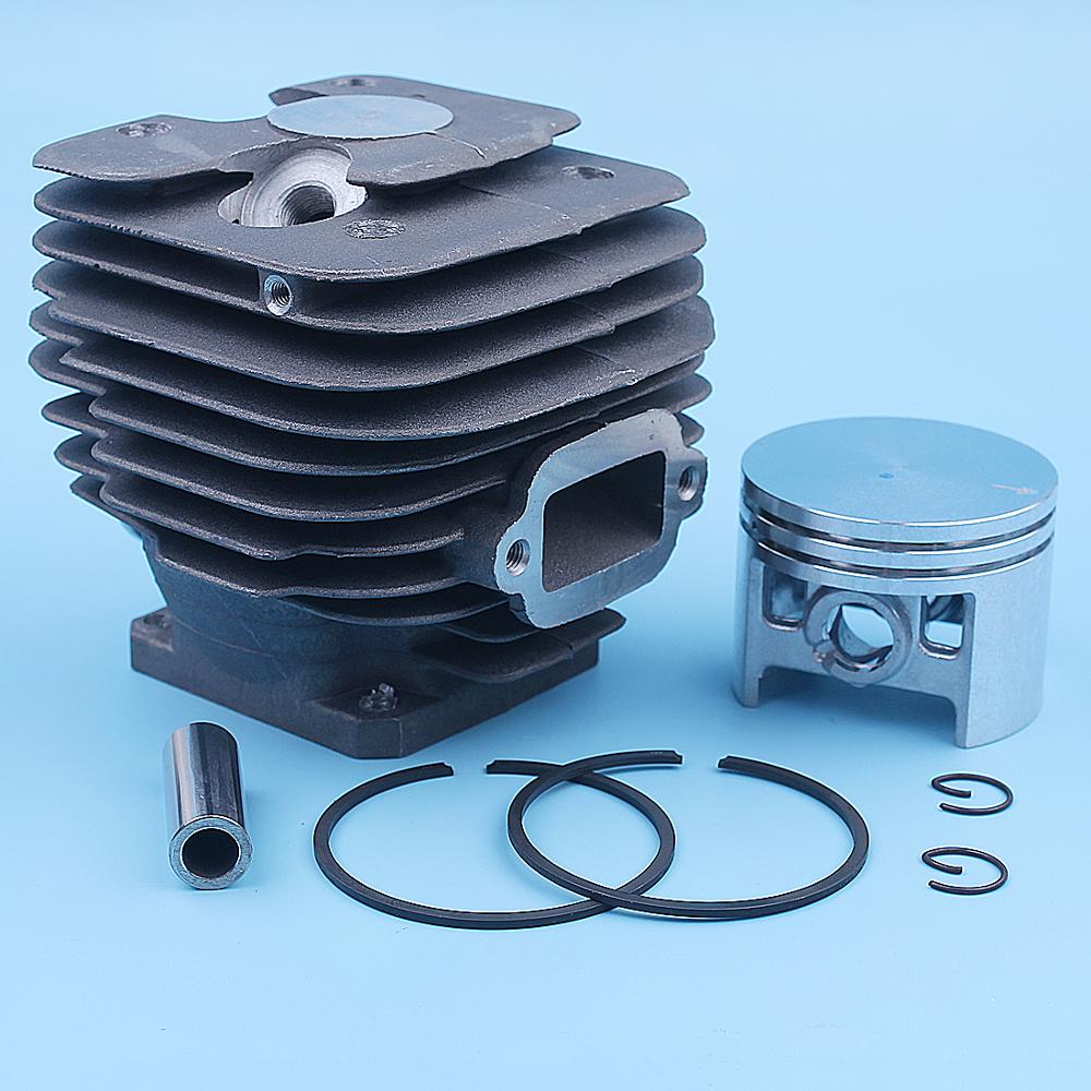 Tools : 52mm Cylinder Piston Ring Kit For Stihl MS381 MS 381 Chainsaw 1119 020 1204 Replacement Spare Parts