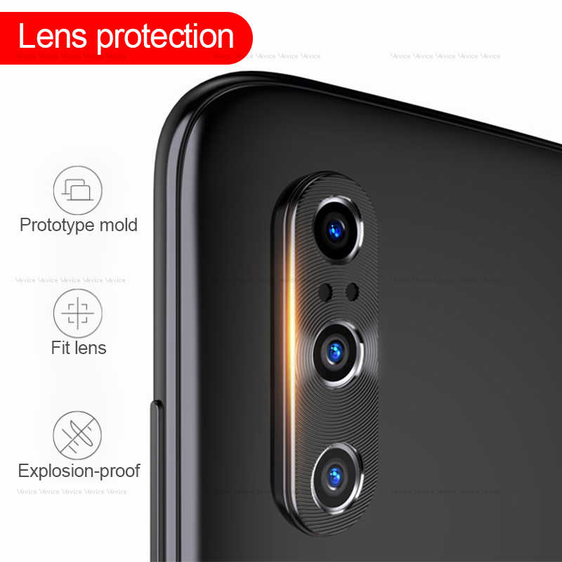 Anillo protector de lente de cámara para Xiaomi mi 9 9SE 8 SE 8se mi 9se mi 8se mi 9 móvil de Metal funda protectora lente cámara trasera teléfono