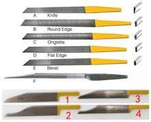 Гравировальный Ювелирное Украшение «Нож» инструменты для гравировки