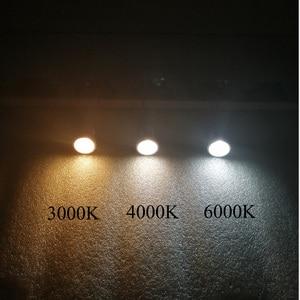 Image 4 - 10 sztuk żarówka led mini gu10 35mm reflektor 3W 220v 110v mr11 spot 120 kąt do salonu sypialnia lampa stołowa SMD oświetlenie wewnętrzne