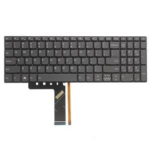 Image 2 - Nuevo teclado de EE.UU. con retroiluminación para portátil, para Lenovo IdeaPad 2013 15 520 15ikbr US 320S 15 320 15ISK 320S 15IKBR