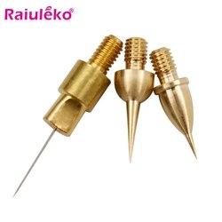 Pontas reusáveis das agulhas de cobre da agulha da tatuagem do laser para a remoção do elevador da pálpebra da pena do plasma