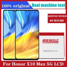 "7,09 ""Pantalla de reemplazo para Huawei Honor X10 Max 5G LCD MONTAJE DE digitalizador con pantalla táctil para HuaweiHonor X10 Max 5 pantalla Glcd"