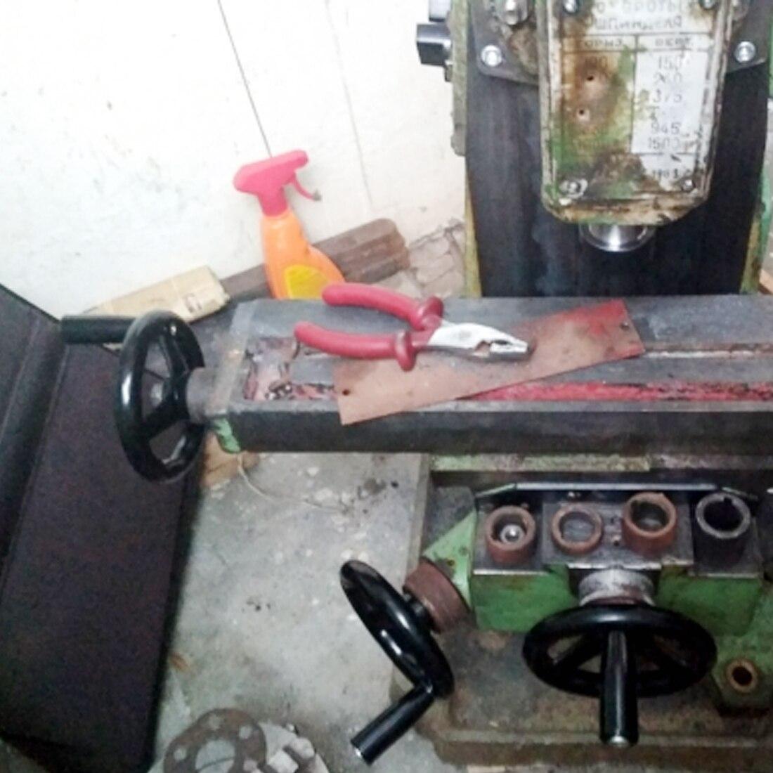 Черный фрезерный станок с ЧПУ Токарный станок с ЧПУ для 3D-принтеры со спицами маховик волнистые круглый бакелит три штурвал задвижки 100/125/160/200/250 мм