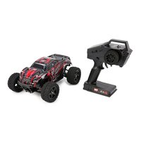 REMO 1631 1/16 Scale 2.4G 40km/h High Speed 4WD Brushed Off Road Truck Big Wheels Bigfoot SMAX RC Car Remote Control Model Toy