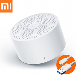 Original Xiaomi Mijia Portable Wireless Bluetooth Speaker Xiao AI Smart Voice Control Handsfree Bass Mini Music Speakers