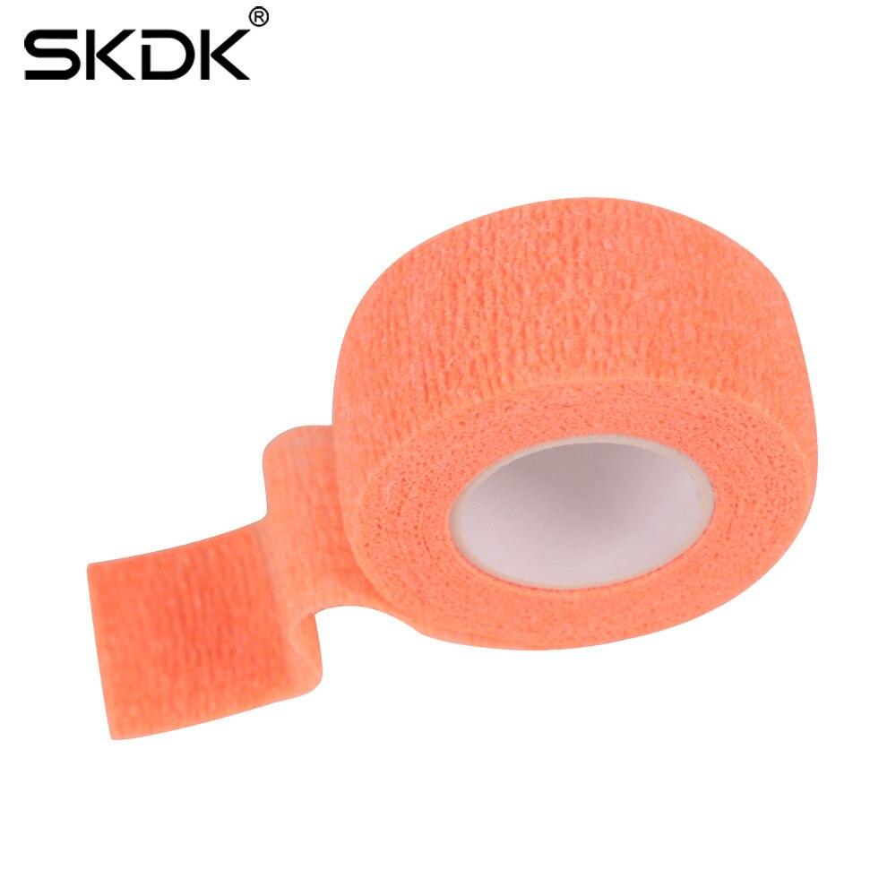 2,5-10 см Спорт эластопласт Атлетическая кинезиологическая эластичная повязка лодыжки колено артроз протектор самоклеющиеся обертывание-7