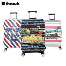 Mihawk Travel Luggage Protective Cover Protector Elastic Fab