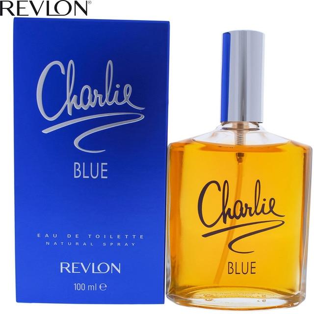 Revlon perfume for woman Long Lasting Perfumes Charlie Blue Flowers Fruits Flavor Fragrance- 3.3 oz EDT Spray 1