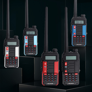 Image 5 - Profesyonel Walkie Talkie Baofeng UV 10R 10km 128 kanallar VHF UHF çift bant iki yönlü CB Ham radyo Baofeng UV 10R
