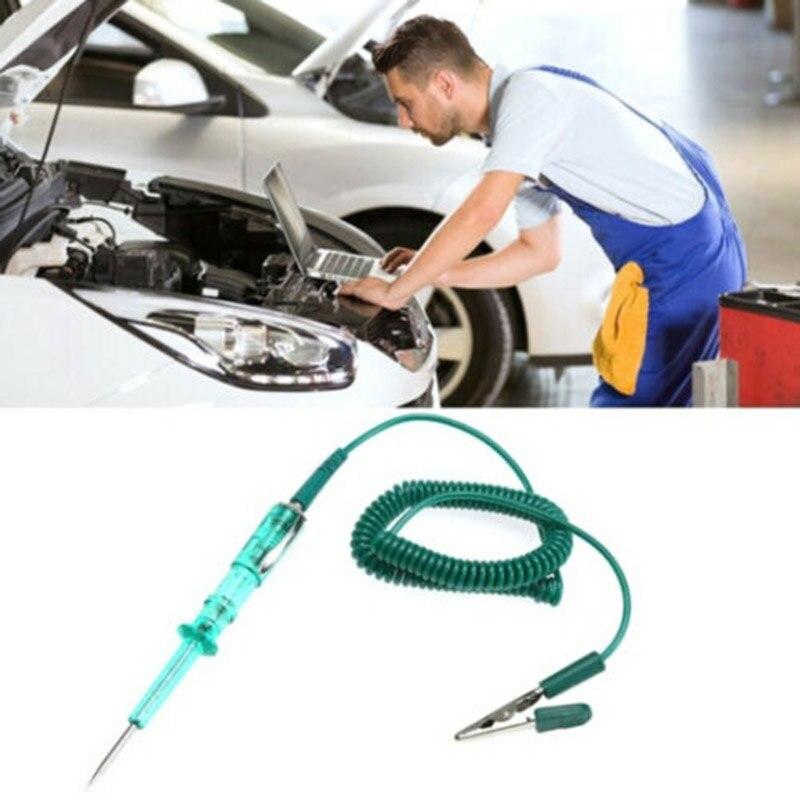 6V 12V 24V Auto Detektor Tester LED Licht Stift Test Auto Diagnose Werkzeug Auto Fahrzeug Gauge Digital elektrische Spannung Auto Werkzeuge