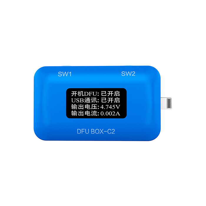 Hot Selling JC C2 DFU BOX For IPhone &for IPad