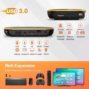 Image 5 - HK1 R1 Smart TV Box Android 10.0 4GB 64GB Rockchip RK3318 1080P H.265 4K Google Player Store HK1 RBOX R1 Set Top Box pk H96 X96
