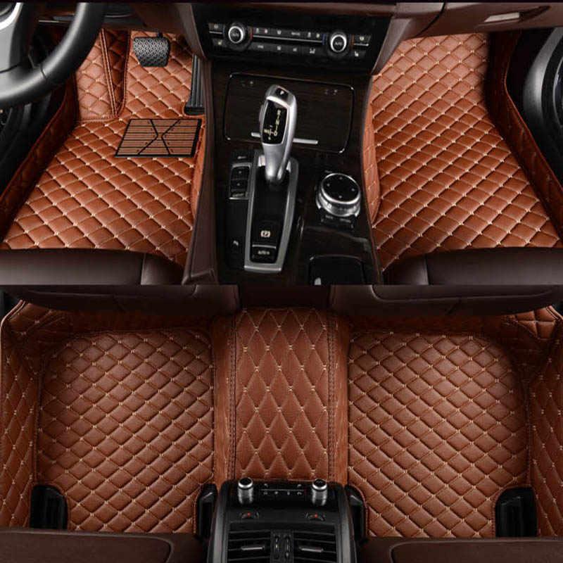 HLFNTF CUSTOM รถสำหรับ Peugeot ทั้งหมด 206 207 301 307 308 S 308CC 308SW 408 508 2008 3008 4008 RCZ รถอุปกรณ์เสริม