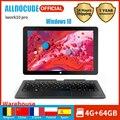 2020 alldocube iwork10 pro tablet 10.1 Polegada ips display intel atom z8350 4 gb ram 64 gb windows10 android5.1 sistema operacional duplo