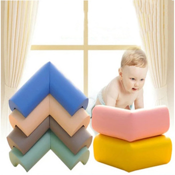 4PC Baby Safety Corner Protector Children Protection Furniture Corners Angle Protection Child Safety Table Corner Protector Tool [haotian vegetarian] five bread corner decoration gusset copper horn corners htg 099