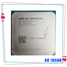 AMD-A8-Series A8 7650K a8 7650 3,3 GHz Quad-Core AD765KXBI44JA Socket FM2 +