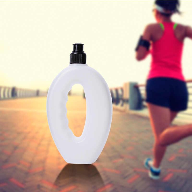 Running Water Fles 500ml BPA Gratis Sport Fles Handheld Running Water Fles Sport Cap