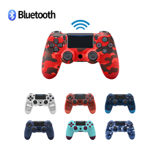 Wireless Bluetooth Joystick For Sony PS4 Gamepads Controller Fit For PS4 Console For Playstation Dualshock 4 Gamepad Control PS3