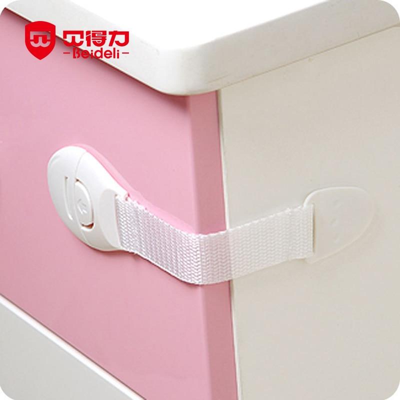 Child Safety  Safety Locks Baby 10pcs/lot Fridge Cabinet Door Locks For Child Kids Safety Locks Baby  Safety Locks Baby 10-016