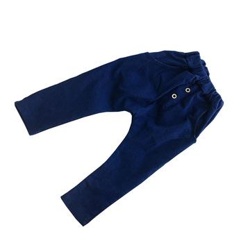 Spodnie chłopięce dziecięce wiosenne jesienne ubrania dla chłopców spodnie dziecięce spodnie haremowe chłopięce dżinsy dziecięce tanie i dobre opinie Na co dzień CN (pochodzenie) Pasuje mniejszy niż zwykle proszę sprawdzić ten sklep jest dobór informacji boy jeans 00