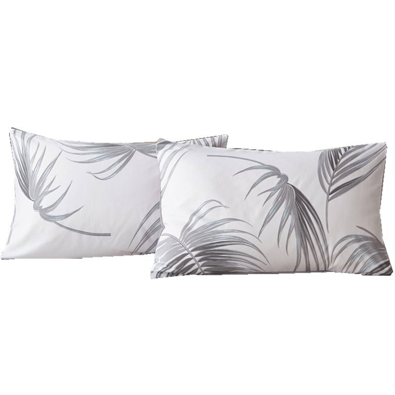 Hot Sales Bedding Kit Brushed Printed Pocket Pillow Case A Pair Of Single Person Pillowcase Nordic Minimalist Pillo